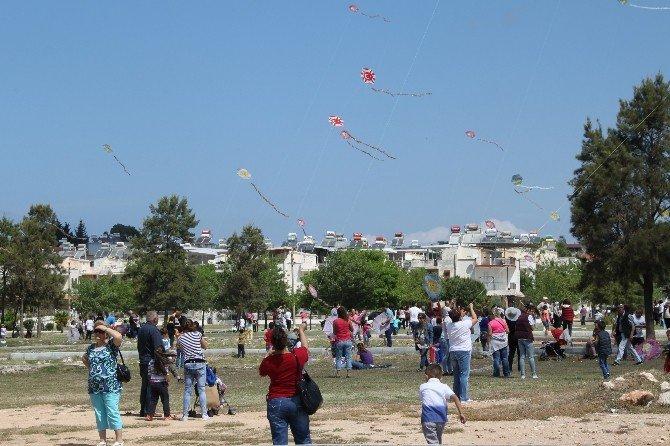 Didimli Çocuklar Uçurtma Şenliğinde Doyasıya Eğlendi