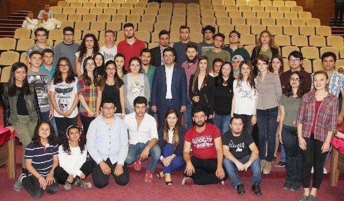 Başkan Genç, Döşemealtı'nın Genç Vekillerini Dinledi