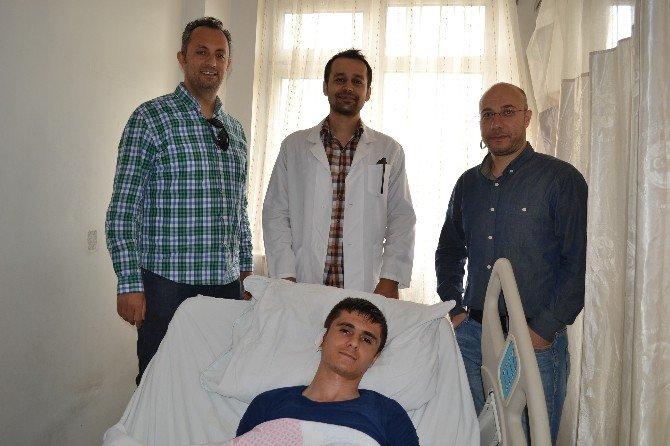 5 Yıldır İşitme Kaybı Yaşayan Hastaya Başarılı Ameliyat