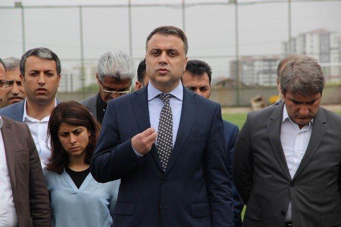 """Ali Karakaş: """"Amedspor Potansiyel Suçlu Bir Takım Değildir"""""""
