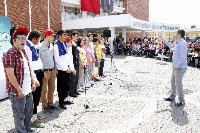 Büyükşehir'den 'Engelsiz Sporcular Şenliği'