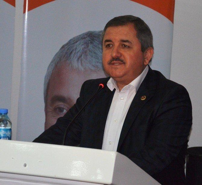 Fatsa'da 'Daraltılmış İlçe Danışma' Toplantısı