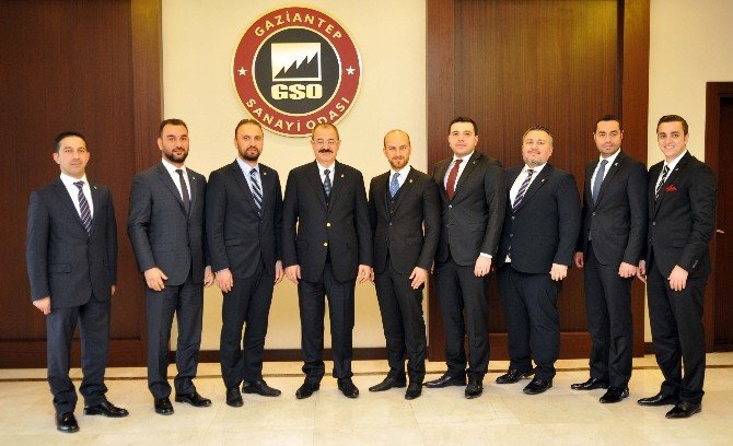 Gagiad Yeni Yönetimi GSO'da