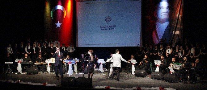 GAÜN'de Türk Sanat Müziği Konseri
