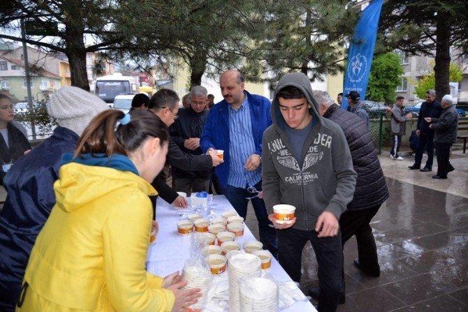 Bolu'da 57. Alay Vefa Yürüyüşü Yapıldı