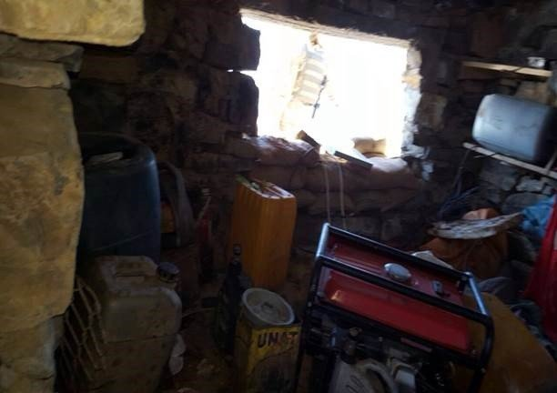 PKK'nın Mayın Fabrikası İmha Edildi