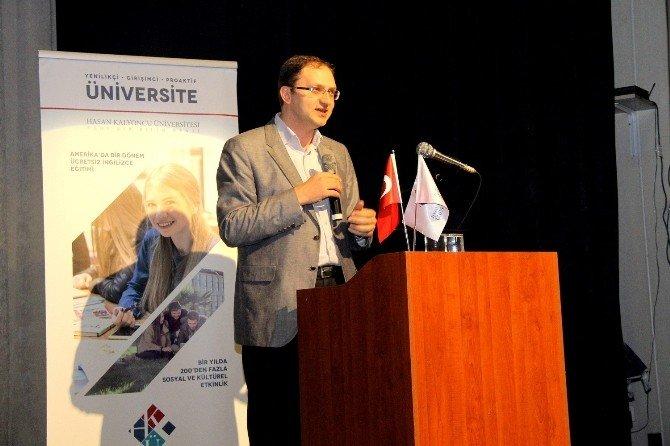 HKÜ, Sınav Kaygısı Ve Motivasyon Seminerlerini Sürdürüyor