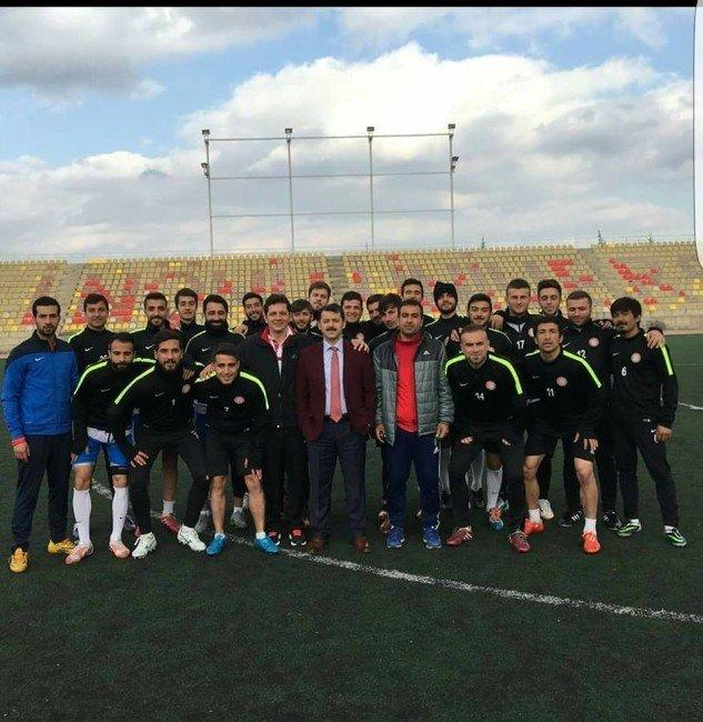 İnönü Üniversitesi'nde Yeni Hedef 3. Lig