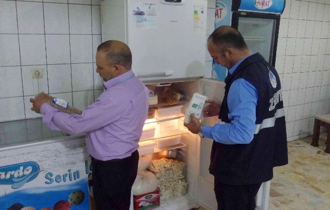 Haliliye 'De Son Kullanma Tarihi Geçmiş 10 Kilo Tavuk Etine El Konuldu
