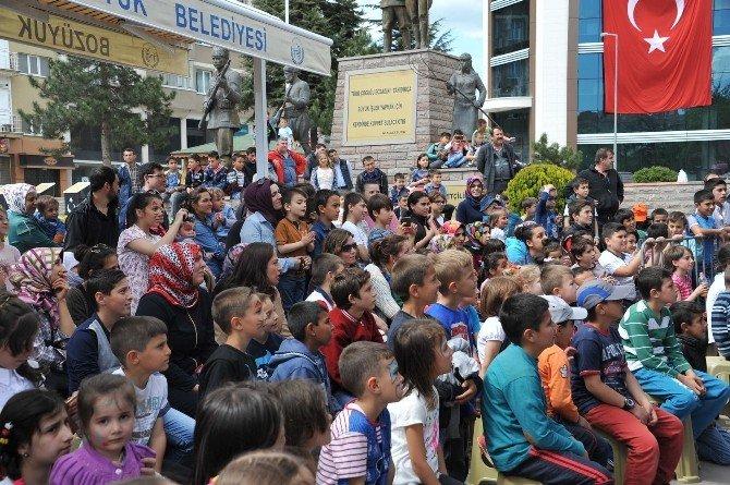 23 Nisan 4. Çocuk Festivali Sona Erdi