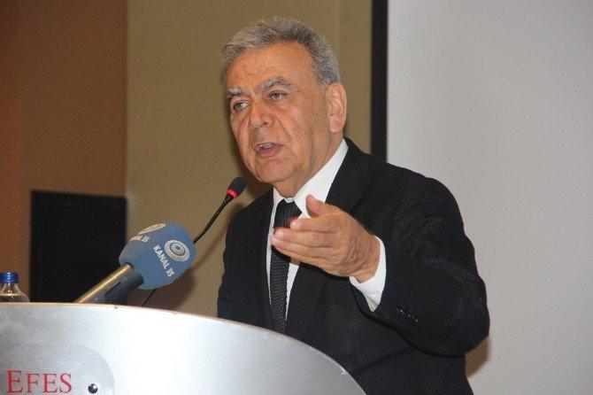İztav'a Başkan Olan Kocaoğlu'nun İlk Çağrısı 'Tanıtım'
