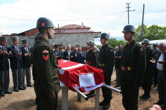 İznikli Kore Gazisi Hayatını Kaybetti