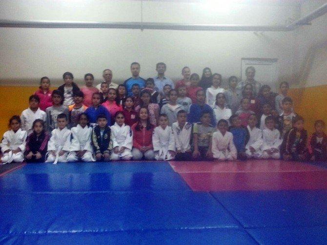 Söke'de İlk Kez Judo Kemer İmtihanı Yapıldı