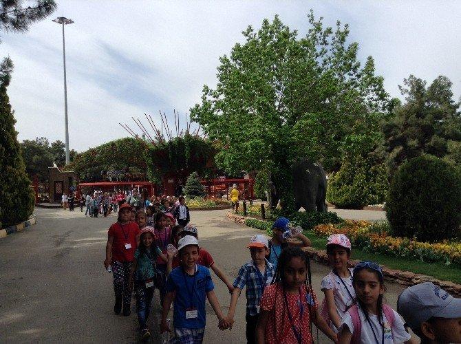 Kardeşlik Gezisi Köy Okulu Öğrencilerini Bir Araya Getirdi