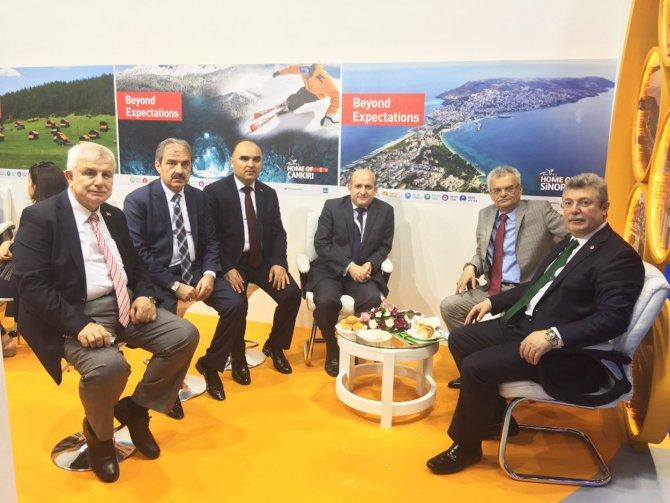 Kastamonu, Çankırı ve Sinop turizmi Ortadoğu'ya açılıyor