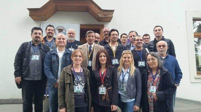 Samsun'da Katap Kuruluyor