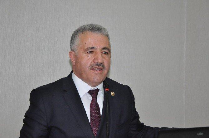 KAÜ'de Avrupa-kafkasya- Asya Ulaşım Koridorları Ve Türkiye'nin Artan Önemi Masaya Yatırıldı