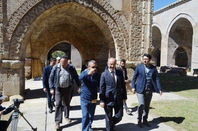 """""""Kervan"""" Bünyan Sultanhanı'na Ulaştı"""