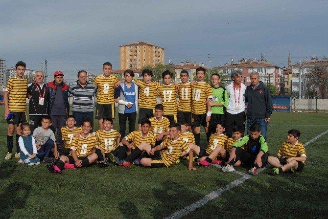 Kayseri U-14 Ligi Play-off Grubu
