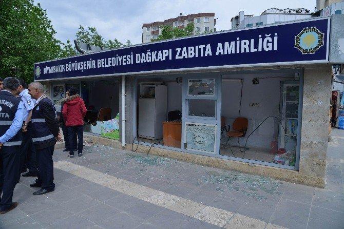 Diyarbakır'da Kamusal Alanların İşgaline Karşı Denetimler Sürüyor