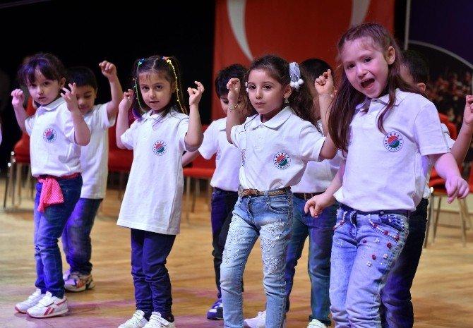 Kepezli Çocuklar Bayramlarını Kutladı
