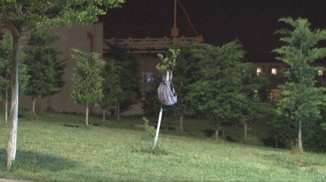 Kocaeli Üniversitesi'nde Şüpheli Çanta Paniği