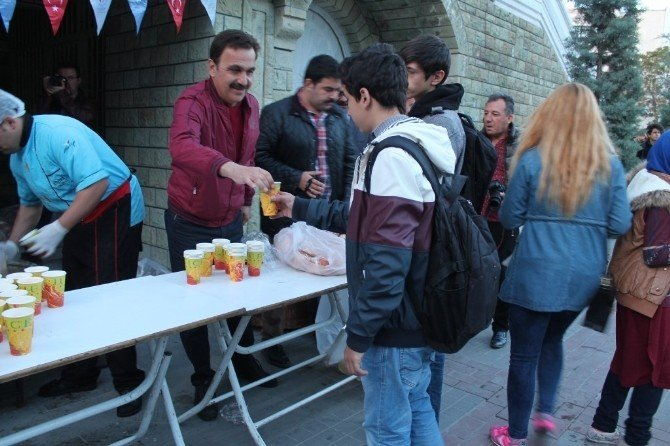 Konya 57. Alay Çanakkale Vefa Yürüyüşünde