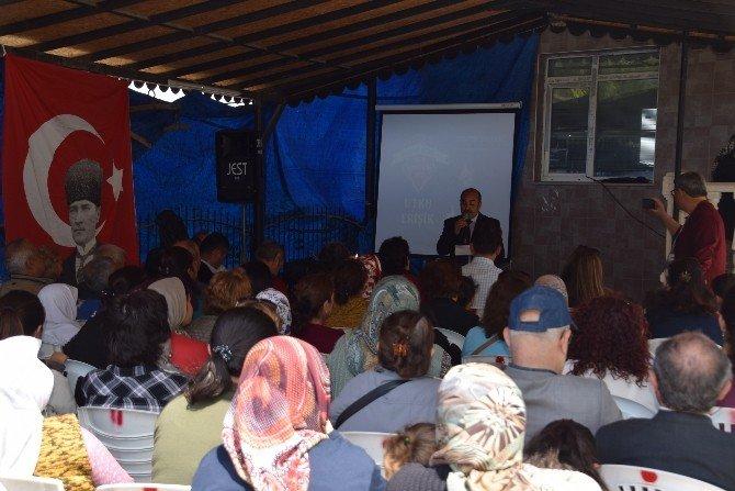 Aliağa'da Köy Enstitülerinin Kuruluş Yıl Dönümü Kutlandı