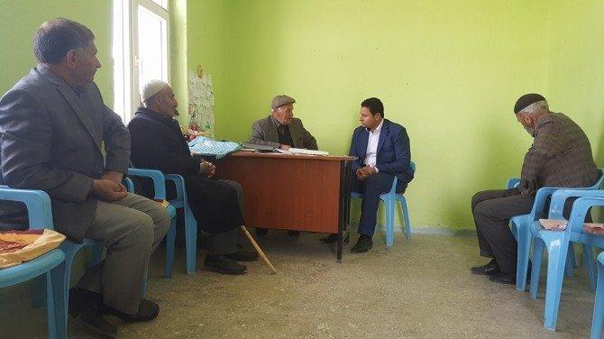 AK Parti'den Mahallere Ziyaret