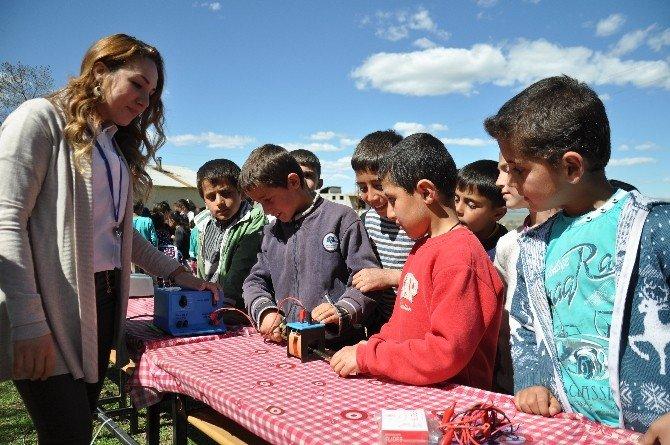 Köy Öğrencileri Bilsem'le Buluşuyor