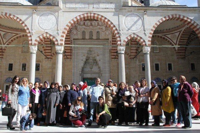 Kartal'dan Edirne'ye Kültür Köprüsü