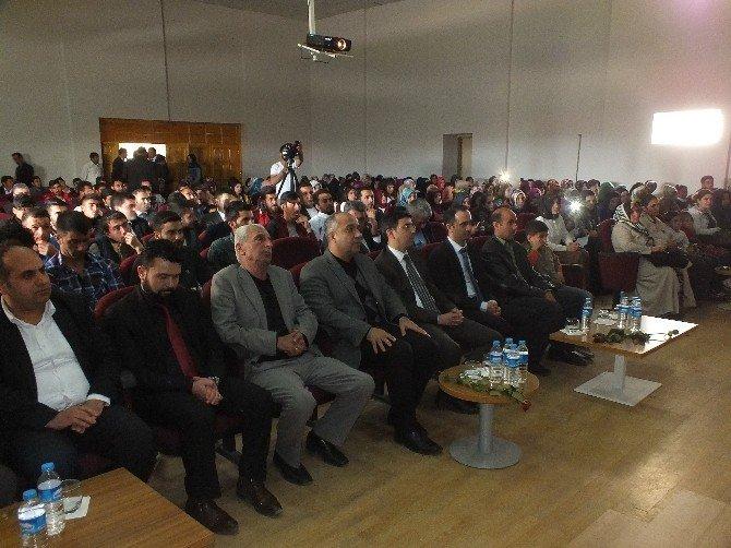 Malazgirt'te Kutlu Doğum Haftası Etkinlikleri