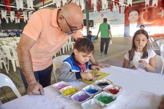 Maltepeli Çocuklar Doyasıya Eğlendi