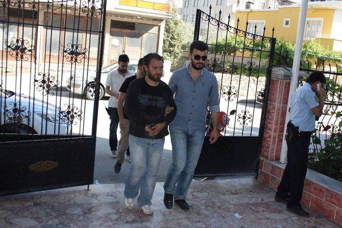 Mut'ta Ev Soyan Hırsız Yakalandı