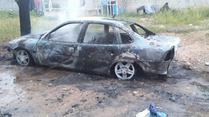 Tarsus'ta Conolarla Mahalleliler Arasında Kavga