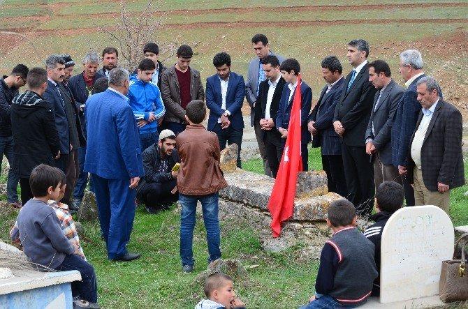 Ermenilerin Şehit Ettiği Miralay Halil Ağa Anıldı