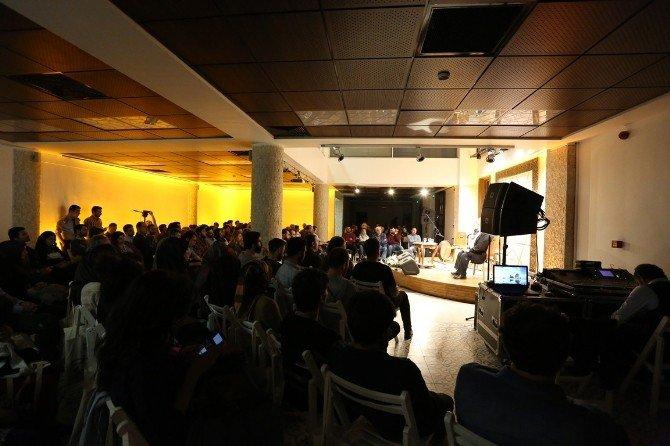 Neyzen Kudsi Ergüner Sfsa'da Musiki Severlerle Buluştu