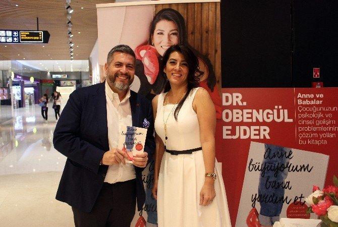 Çocuk Gelişiminde Söz Dr. Obengül Ejder'in, ''Anne Büyüyorum Bana Yardım ET''