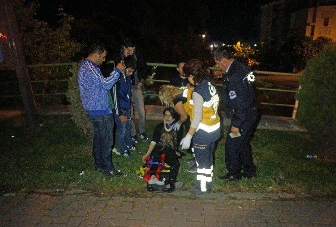 Tekirdağ'da Trafik Kazasında 3 Kişi Yaralandı