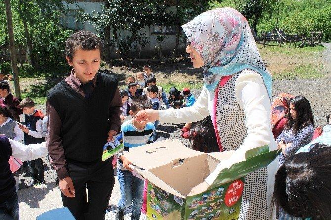 ODÜ'lü Öğrencilerden Sosyal Sorumluluk Projeleri