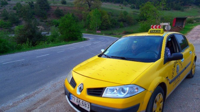 Bursa-bilecik Kara Yolu Köy Yolundan Farksız