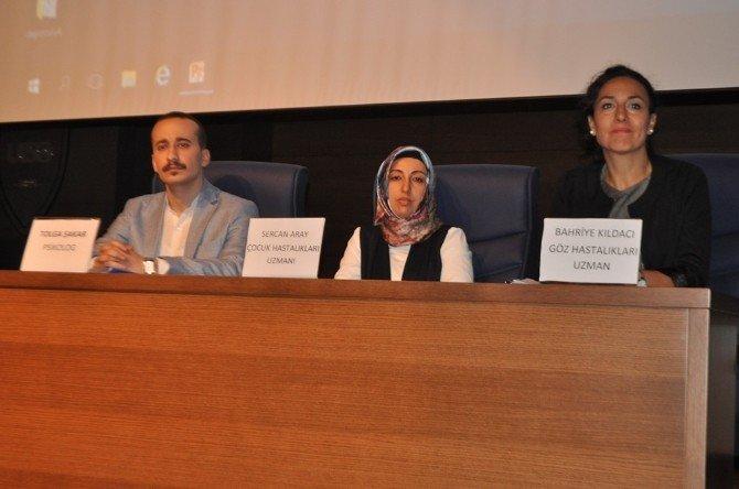 Utso'dan Öğrencilere Sınav Stresi Paneli