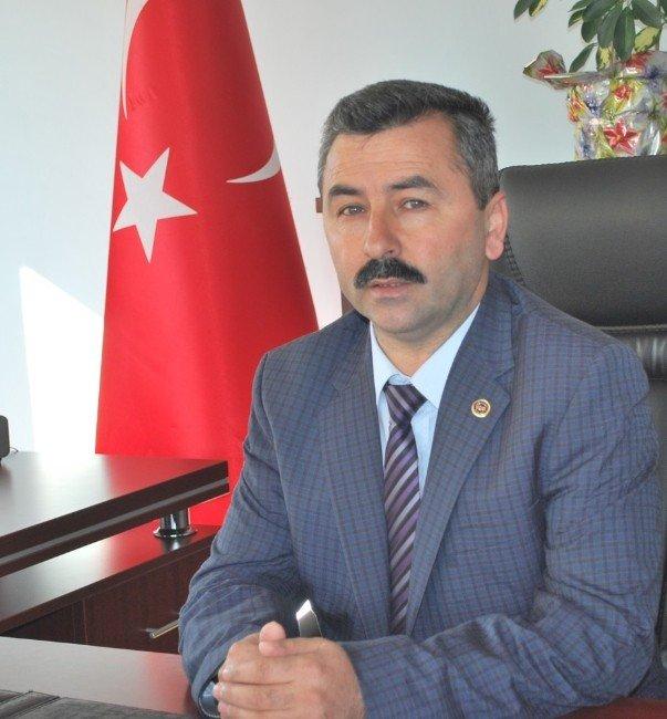 Pazarlar Belediye Başkanı Erdoğan Kaza Yaptı