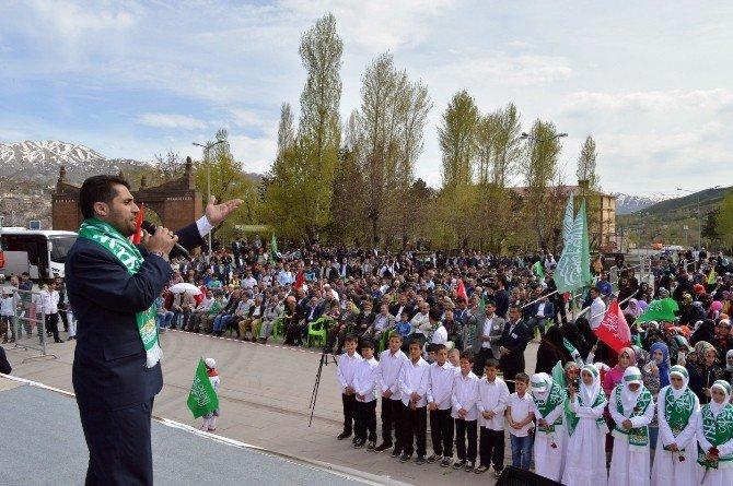 Bitlis'te Kutlu Doğum Haftası Etkinlikleri