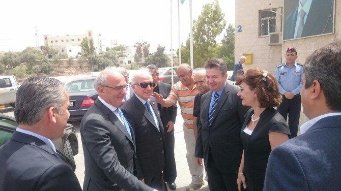 Samsun Heyeti Ürdün'de
