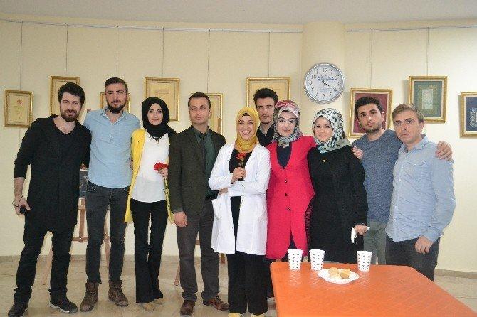 """Erzurum'da """"Kadına Şiddet Hayır"""" Semineri"""