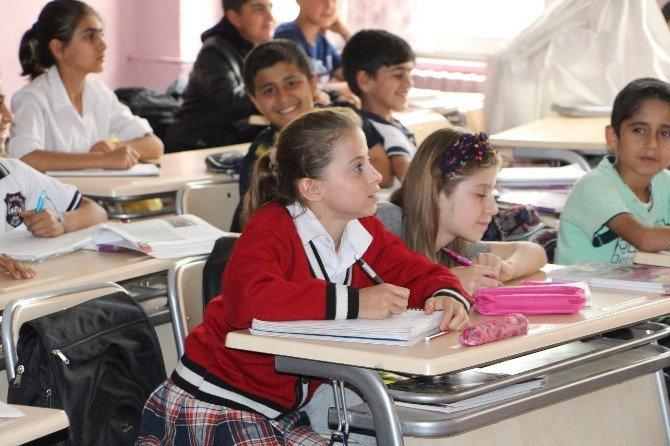 Silopili Öğrenciler Ders Başı Yaptı