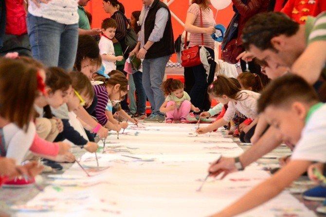 2'nci Süleymanpaşa Çocuk Şenliği Çocuklarla Doldu Taştı
