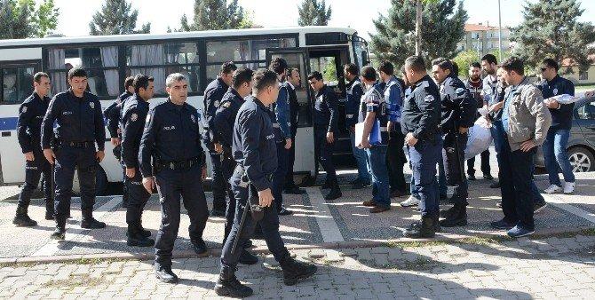 Aksaray'da Fetö/pdy Operasyonu