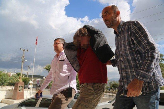 Tatil İçin Çalınan Araç Milas'ta Yakalandı